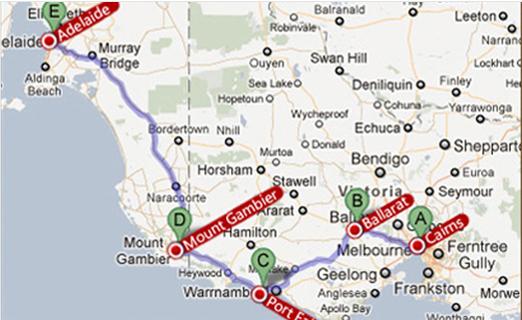 发现沿途之美 澳大利亚自驾游路线推荐