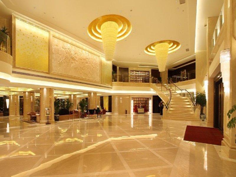 惠州恒升国际酒店是一家按五星级标准设计兴建的