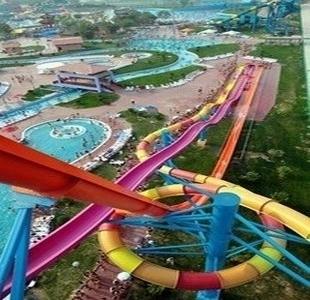 南京欢乐水魔方水上乐园门票夜场票团队票散客