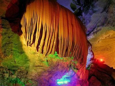 千年溶洞——龙宫洞风景区