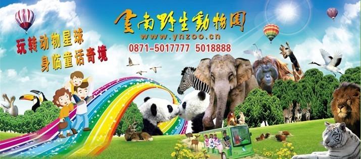 云南野生动物园门票第12期