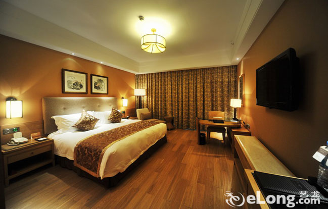 杭州千岛湖温馨岛度假酒店豪华湖景房2晚套餐