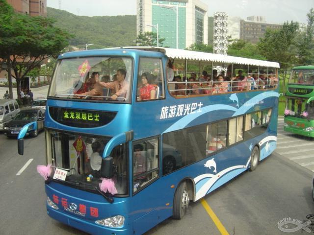 厦门旅游观光巴士