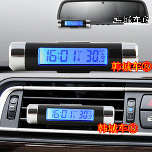 汽车电子表 车用电子时钟