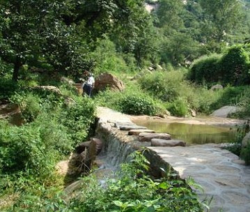 秋山原生态自然风景区门票/石家庄门票