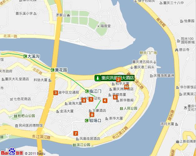 重庆江北国际机场 25 公里