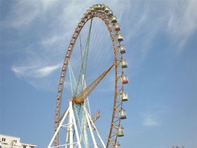 郑州世纪欢乐园门票一票通90门口120 景点门