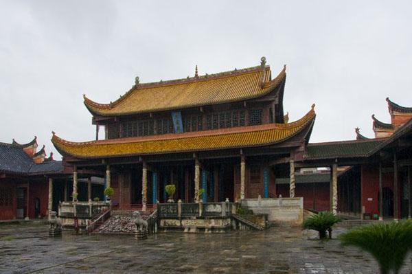 永州宁远文庙门票