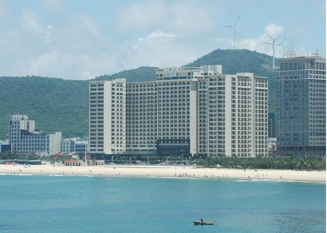 阳江酒店 大角湾 闸坡海陵岛海边 阳江海陵蓝波湾大酒店 含双早