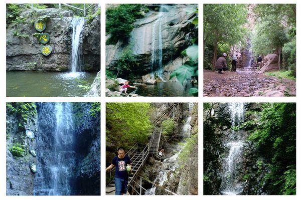野三坡清泉山风景区地处野三坡与百里峡的中心地界
