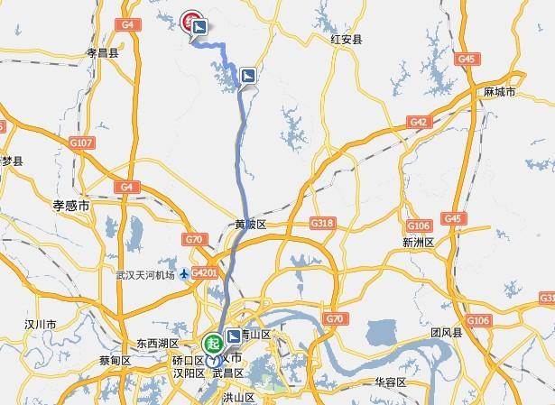 木兰清凉寨景区地图