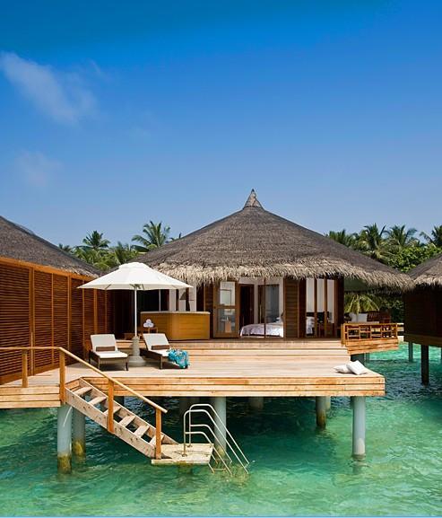 【纵贯线】马尔代夫 库拉玛提岛 kuramathi度假村