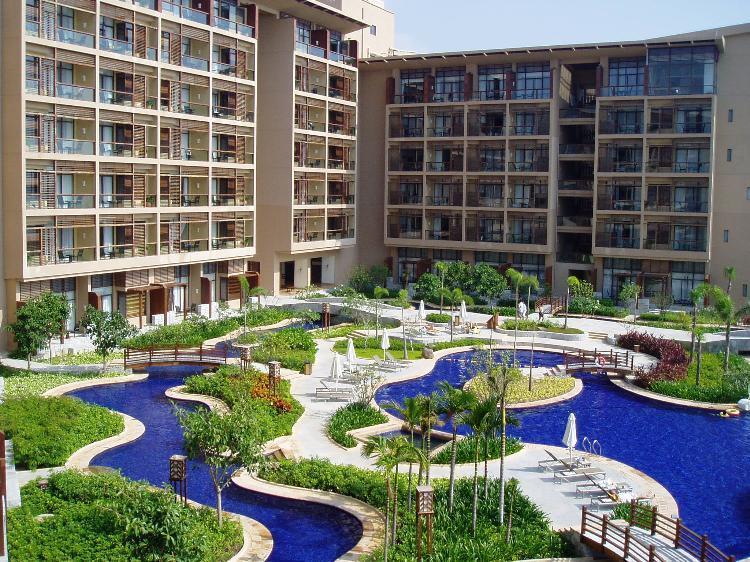 海南三亚亚龙湾红树林大酒店(含双早)