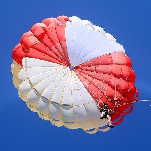 西岛拖伞/三亚海上娱乐项目/拖曳伞/水上拉伞套票/伞