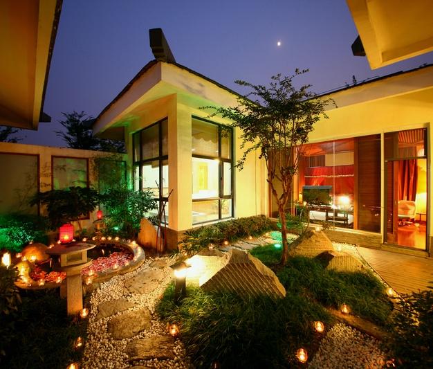 【心之选】扬州瘦西湖天沐温泉酒店 私密温泉别墅 送温泉自助餐