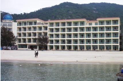 海边酒店预订 惠东双月湾狮子岛度假酒店二期四星楼