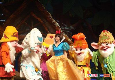 济南话剧儿童剧儿童剧《农夫与仙鹤》