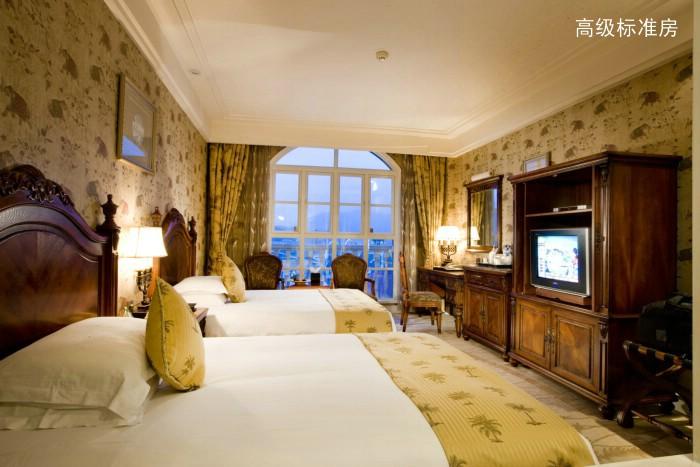 杭州宋城套票 第一世界大酒店五星房+宋城千古情门票图片