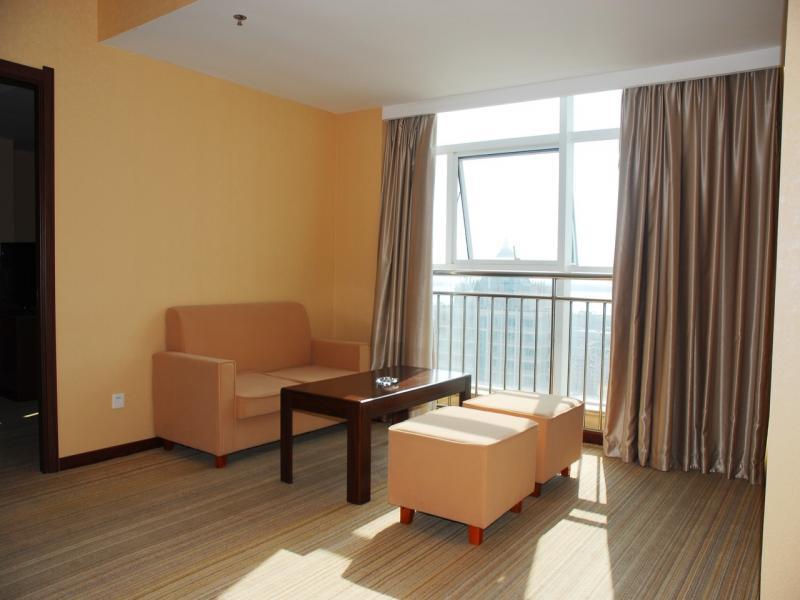 青岛圣客林商务酒店 经济型 市景标间双人/大床房 预订特惠返现价