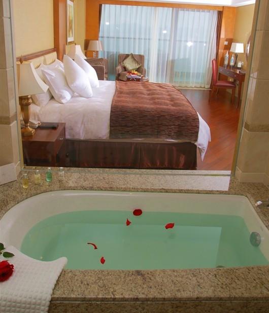 杭州千岛湖5星绿城度假酒店-全湖景大床房 含早