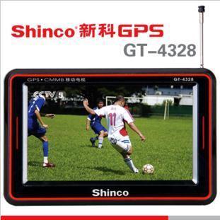 新科gps导航仪e62c 高清倒车影像测速一体 行车记录仪