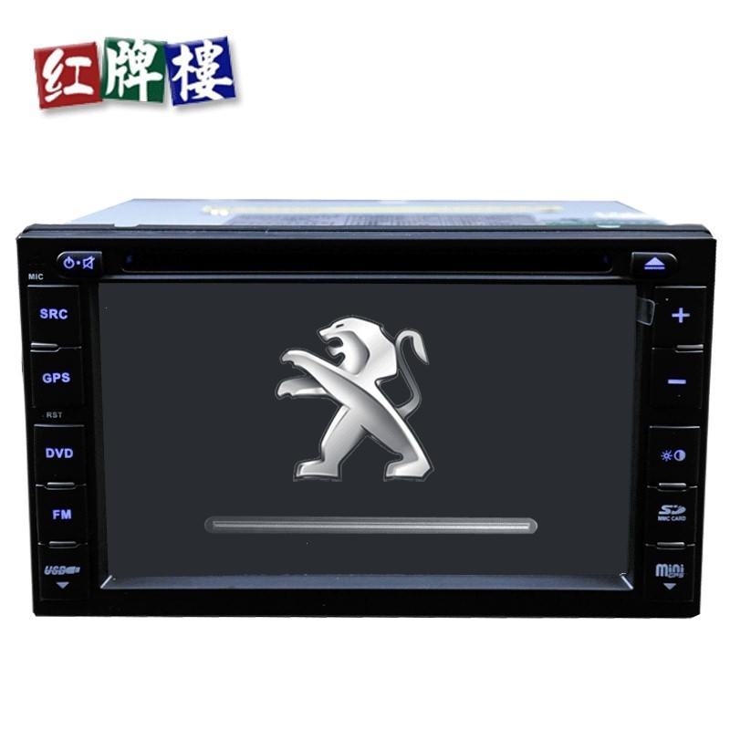 众宏起亚k2专用车载dvd导航仪一体机 高清图片