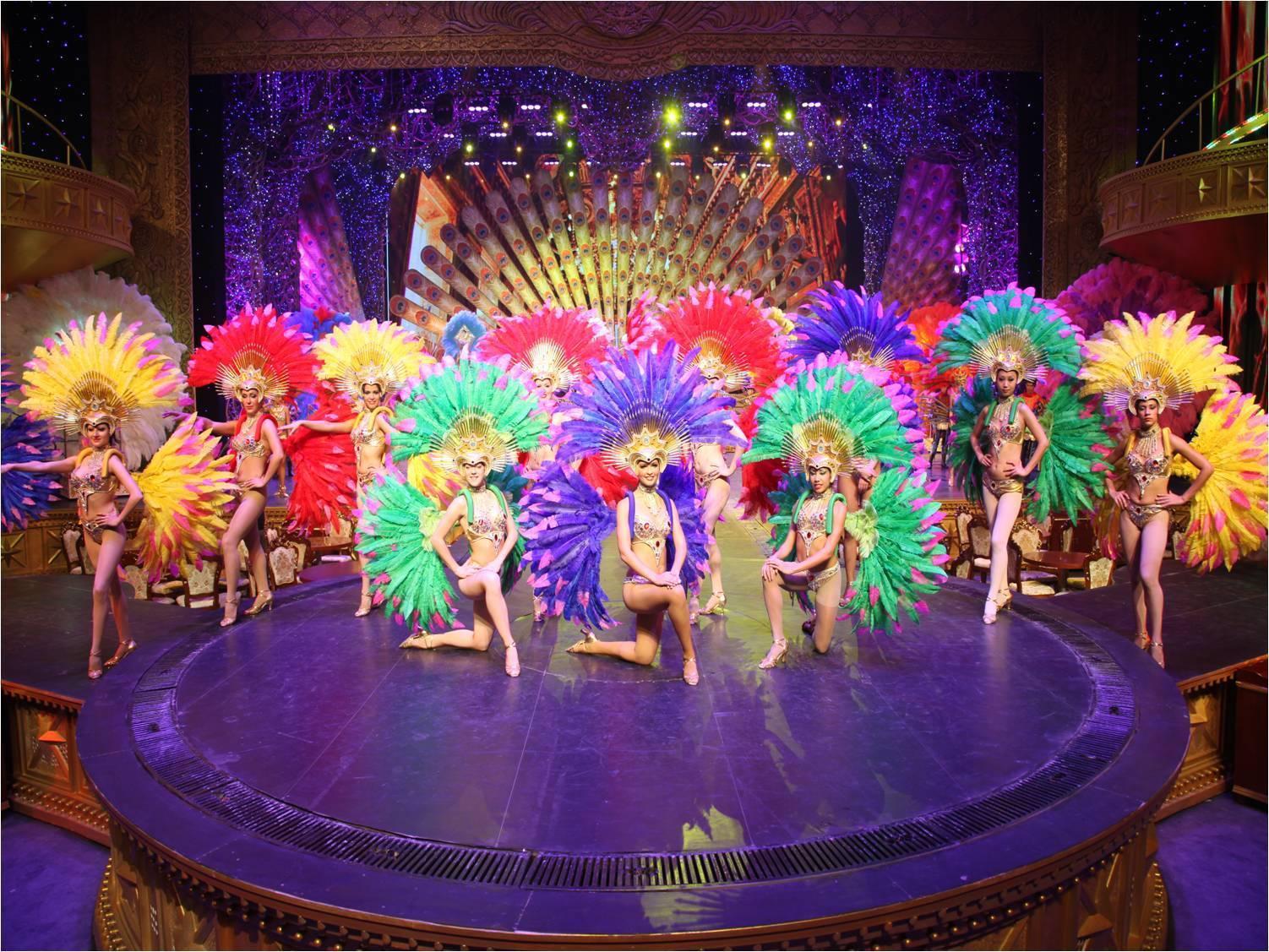 海南三亚美丽之冠 三亚美丽之冠大剧院【宴会 演出套票】美丽之冠