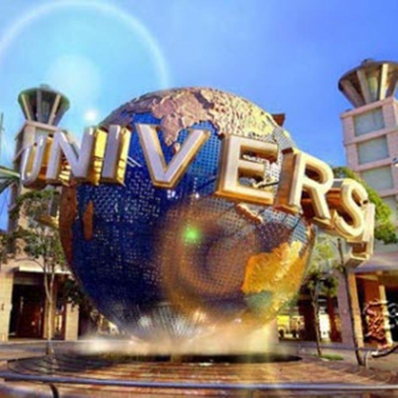 新加坡环球影城 Universal Studios 儿童周末票 现票