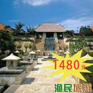 巴厘岛自由行酒店-阿亚娜度假村ayana resort 蜜月