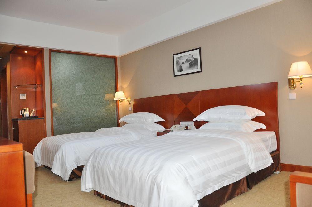 黃山酒店 黃山旅游 天都國際飯店 四星酒店套餐