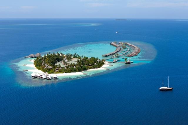2011马尔代夫宁静岛特价1晚马累酒店+4晚海洋绿洲