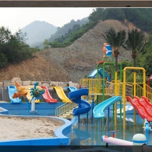 杭州千岛湖龙门沙滩冲浪门票(水上儿童乐园)