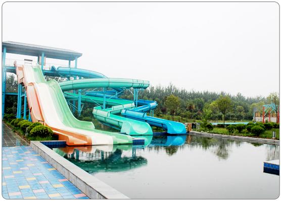 国外室外儿童乐园