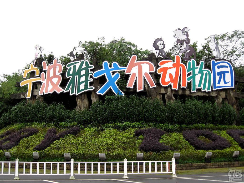 宁波雅戈尔动物园门票游乐券(特价电子票)