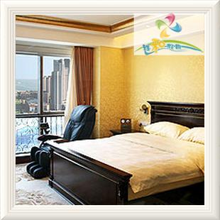 青岛旅游住宿 准四星都市花园大酒店(大床房/标准间)