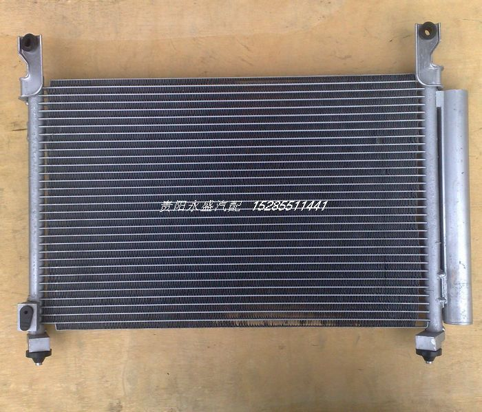 夏利n5空调冷凝器风扇/空调电子扇总成/原厂配件