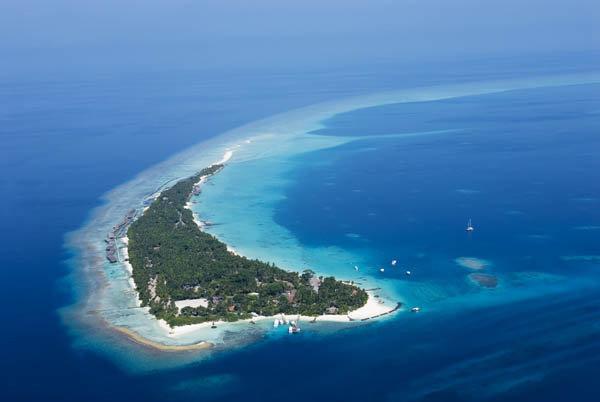马尔代夫库拉玛帝kuramathi blue lagoon酒店旅游蜜月自由行