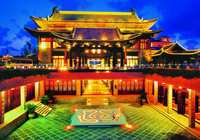 海南三亚酒店预订/亚龙湾华宇度假酒店/原三亚