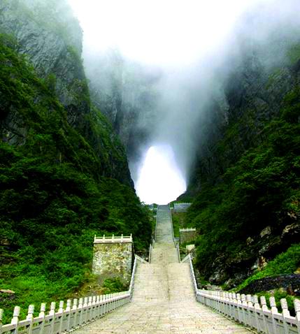 北京怀柔云梦仙境龙潭涧自然风景区