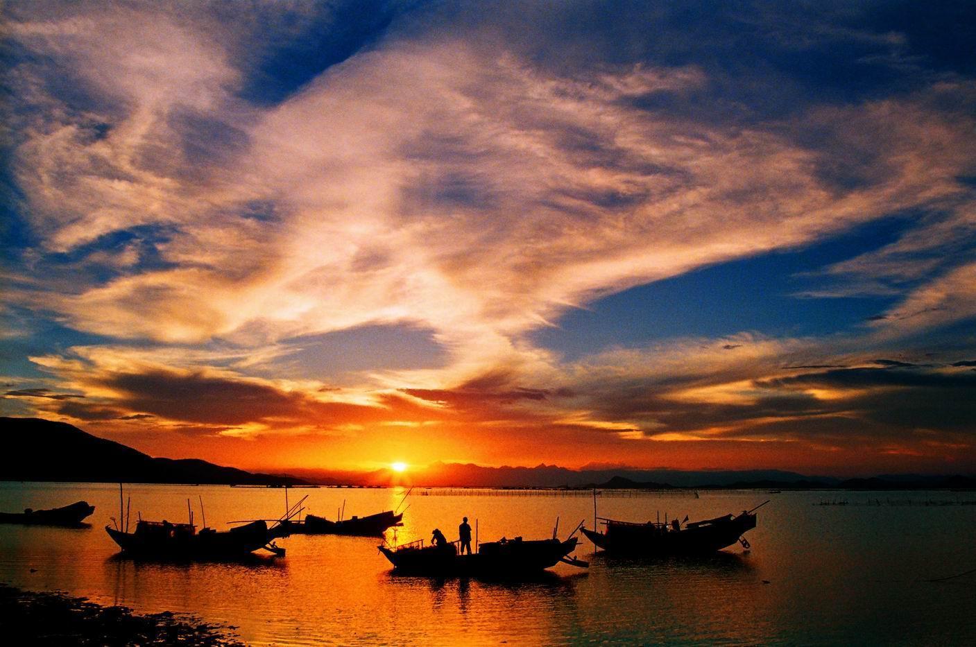 广州 长隆 香江野生动物园 阳江 海陵岛 大角湾 端午节
