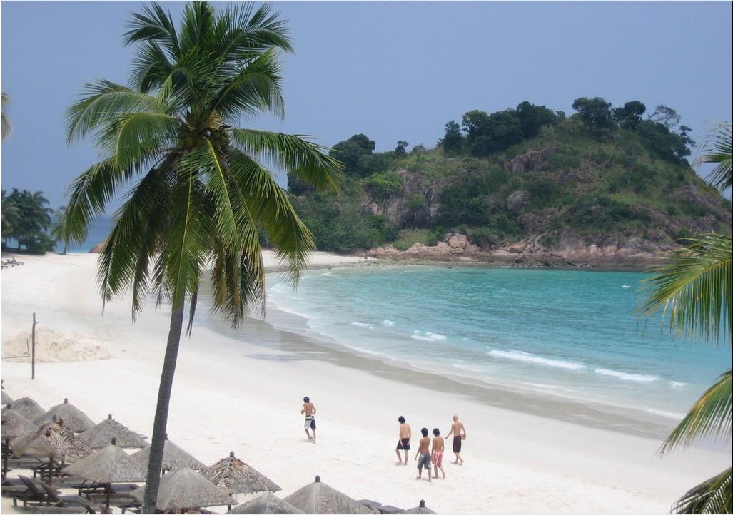 【中青旅】全国适用热浪岛拉古娜度假村2晚超人气