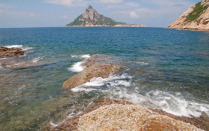 5月海岛游 广东珠海 庙湾岛旅游