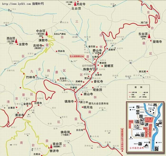 山西太原机场包车租车去五台山太原包出租车去五台山