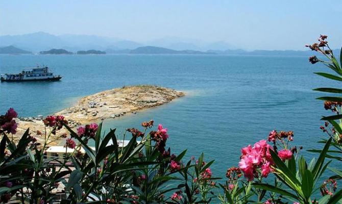 杭州千岛湖森林氧吧旅游