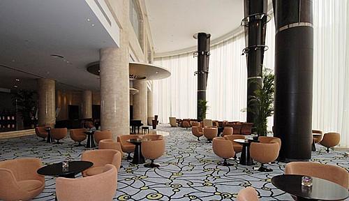 天津滨海圣光皇冠假日酒店 (滨海国际机场地区,近空港