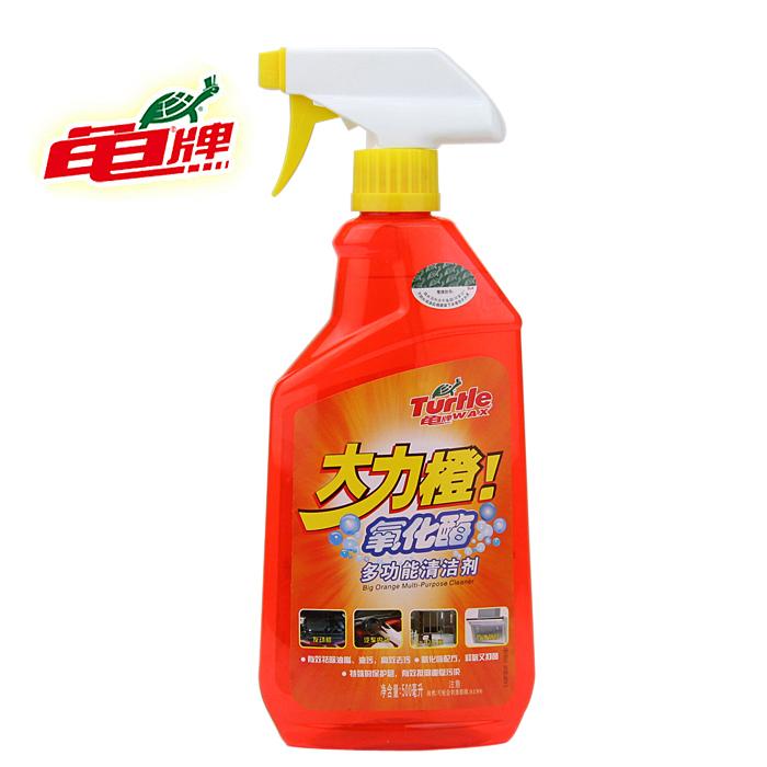 正品龟牌大力橙多功能泡沫清洁剂 汽车内饰清洗剂g-439 汽高清图片