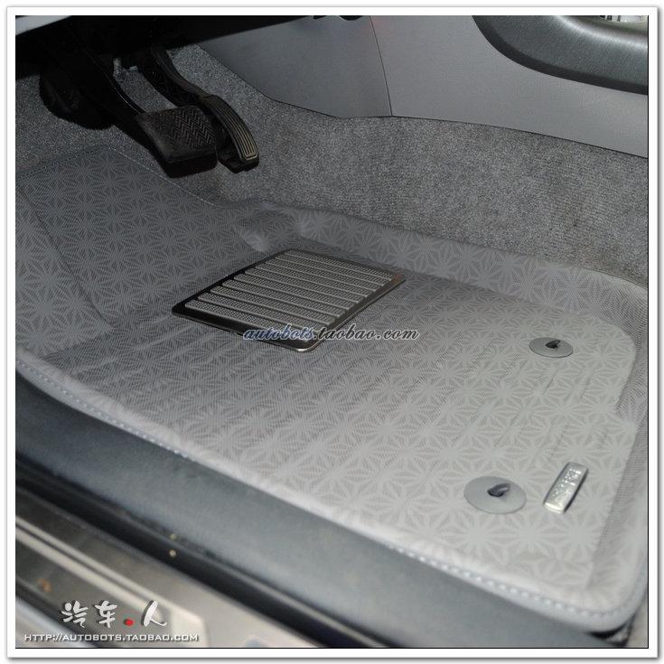 丰田rav4 凯美瑞 卡罗拉 花冠专用汽车脚垫 宇森卡诺3d车用脚垫