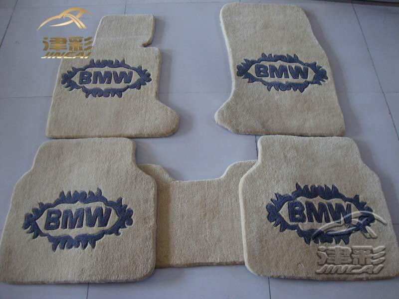 纯色 羊毛脚垫 黑色 简单字母设计 米色 可爱卡通 羊毛脚垫