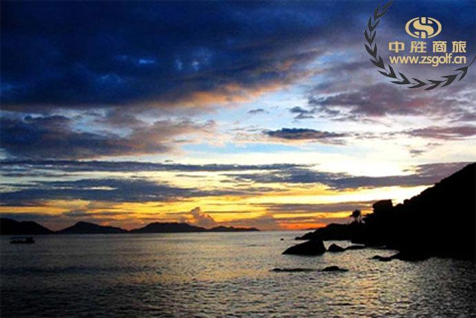 海南旅游三亚分界洲岛门票天然岛浮潜海钓最佳地点